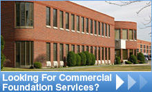 Commercial Foundation Solutions from Foundation Supportworks
