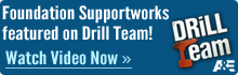 See Foundation Supportworks on Drill Team