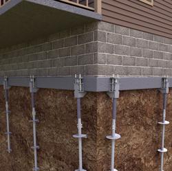 thrasher foundation repair foundation cracks settlement