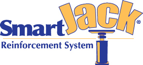 Logo for the SmartJack Crawl Space Support Posts
